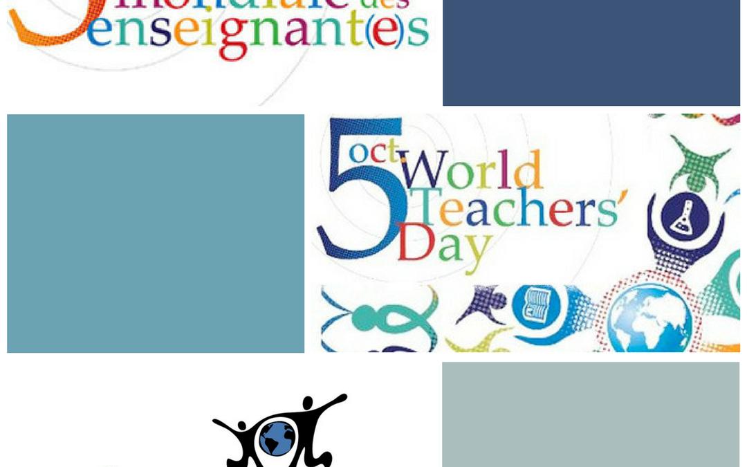 Enseignantes et enseignants… Merci!