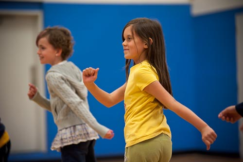 Using Dance To Create a Sense of Belonging